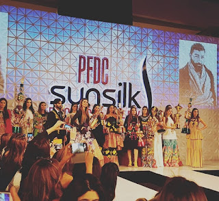 Runaway Line-up PFDC Sunsilk Fashion Week 2017 - 2018