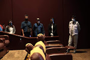 Pantau Langsung, Walikota Bakal Buka Kembali Bioskop Dengan Syarat Patuhi 3M