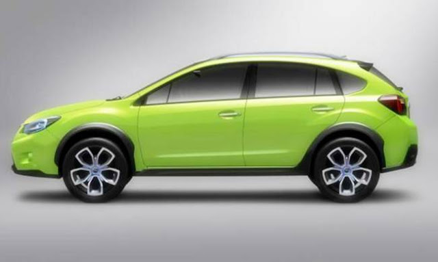 2017 Subaru XV Crosstrek Turbo Redesign