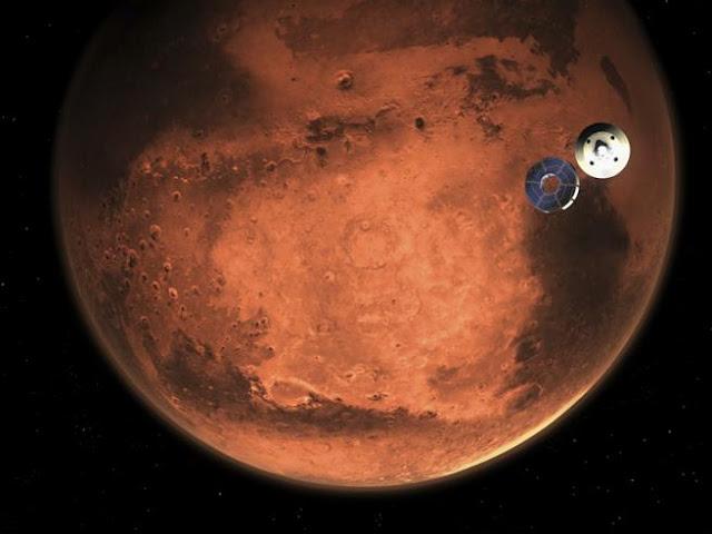 """Spazio: il rover Perseverance è su Marte, ora è """"caccia"""" a tracce di microrganismi unicellulari"""
