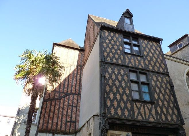 Tours, Maison de Tristan.