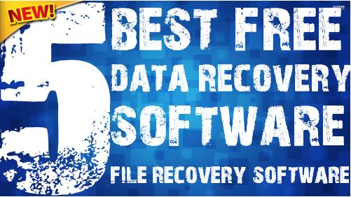Free Data Recovery Software For Computer