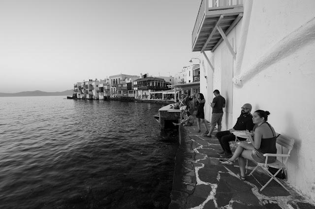 Little Venice-Mykonos town-Mykonos