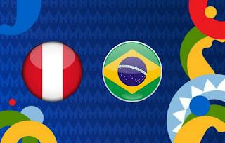 لعبة البرازيل والبيرو بث مباشر