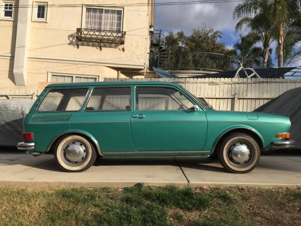 Los Angeles Craigslist Cars >> 1972 Volkswagen 411 For Sale - Buy Classic Volks