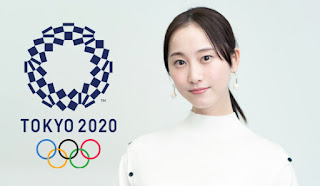 Matsui Rena is the 2020 Tokyo Olympic Torchbearer