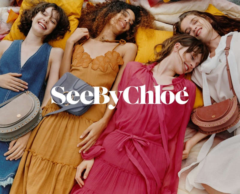 See By Chloe Spring/Summer 2018 Campaign
