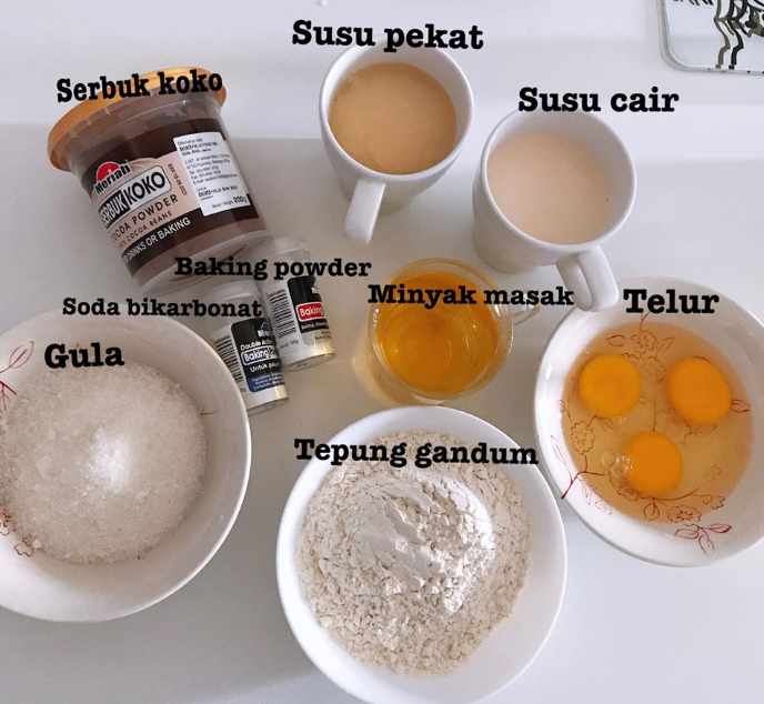 resepi kek mudah sedap masak guna periuk nasi rice cooker Resepi Kek Kukus Guna Periuk Noxxa Enak dan Mudah