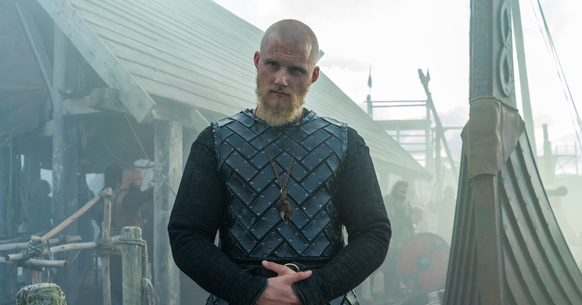 'Vikings' Interview: Alexander Ludwig On Bjorn's Season 6B Fate | Eclectic Pop