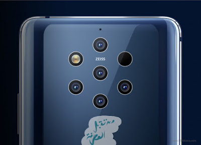 تعرف على مميزات الكاميرا الخلفية الخماسية لهاتف نوكيا Nokia 9 PureView