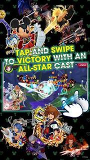 Kingdom Hearts Union X[Cross] v2.0.0 Apk4