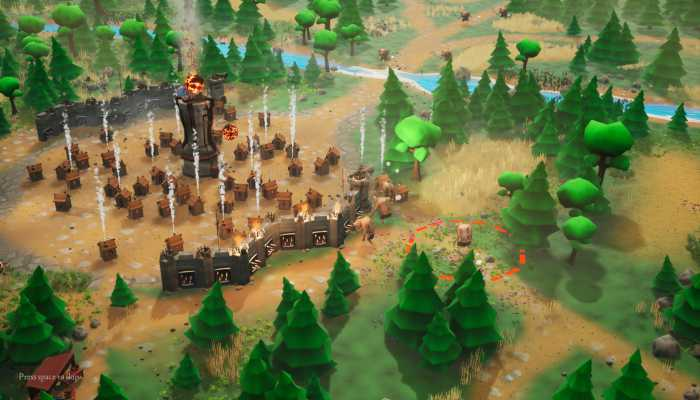 Download Defend The Keep PLAZA Game For PC Highly Compressed
