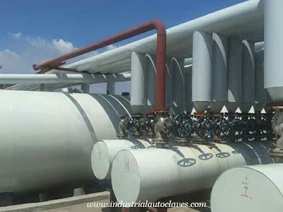Qingdao AAC Plant Made an Order of Large Industrial Autoclave