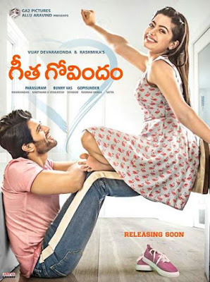 Geetha Govindam (2018) Hindi Dubbed 720p WEBRip 900MB