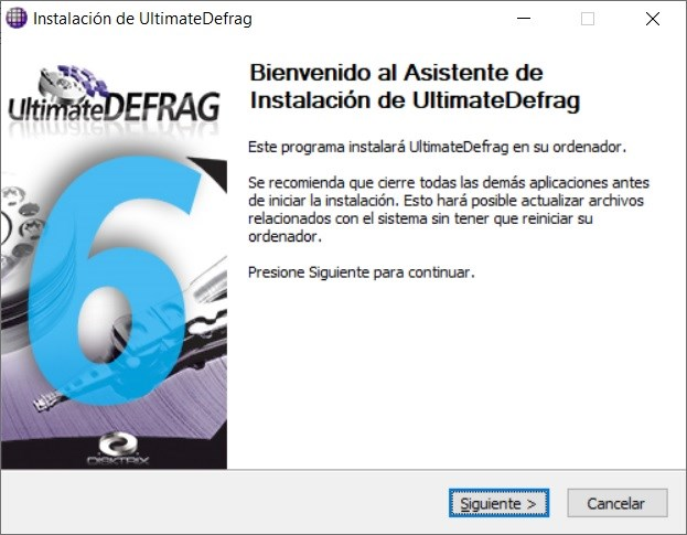 DiskTrix UltimateDefrag Full imagenes
