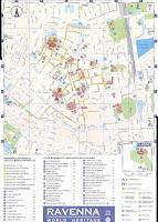 Mapa de Ravenna.