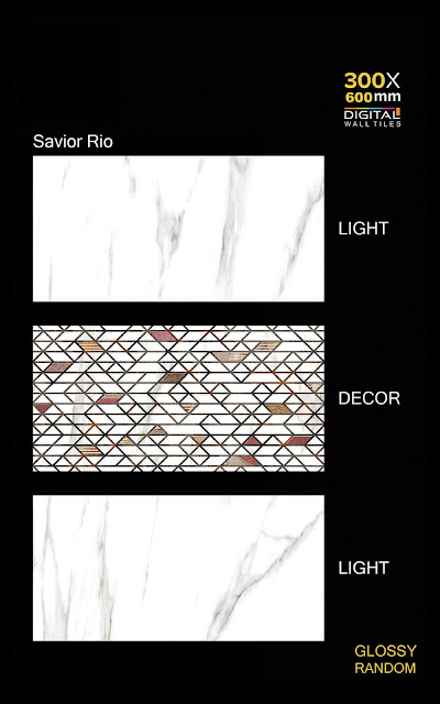 12x24 White Shower Tile