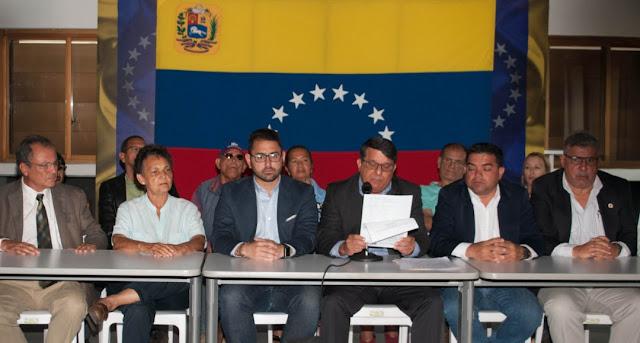 VENEZUELA: Partidos democráticos ratifican a Juan Guaidó en la presidencia del parlamento.