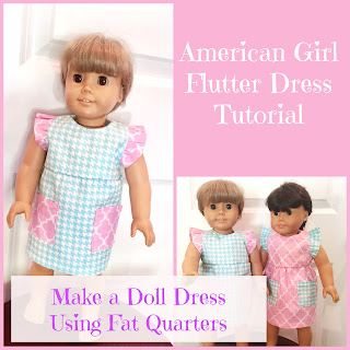 doll clothes tutorial