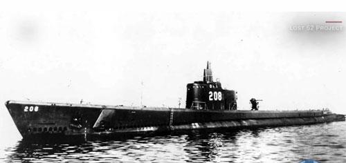 USS Grayback . Foto CNN