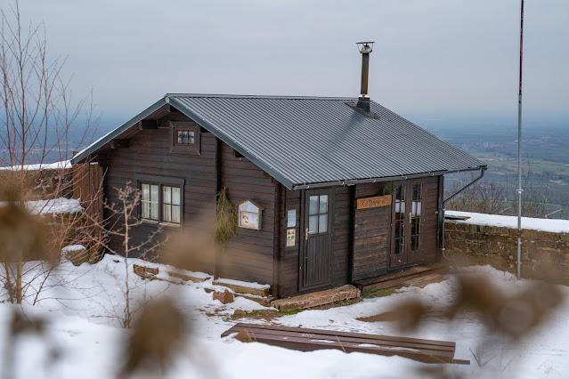 Blättersbergweg Rhodt  Winterwandern Südliche Weinstraße  Rietburg - Villa Ludwigshöhe - Edenkoben 12