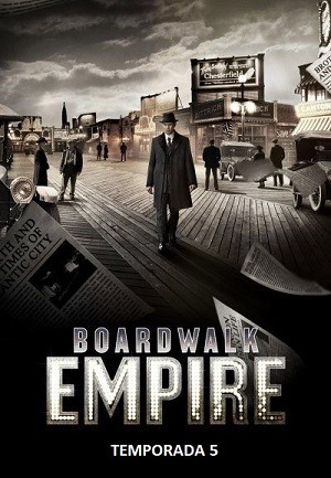 Série Boardwalk Empire - O Império do Contrabando 5ª Temporada 2014 Torrent