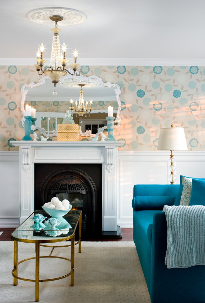 Small Great Room Designs: Great Small Living Room Designs By Colin & Justin