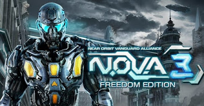 N.O.V.A 3 – Freedom Mod Apk + Data For Android