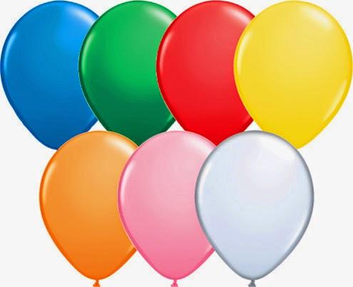 Воздушные шарики стандартные