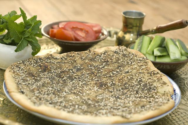 Manakish – Lebanon's Favourite Breakfast