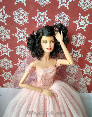 Barbie Mattel Gustav Klimt doll