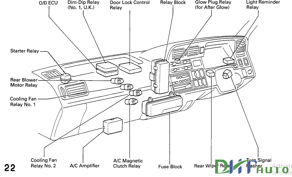 toyota granvia workshop wiring diagram
