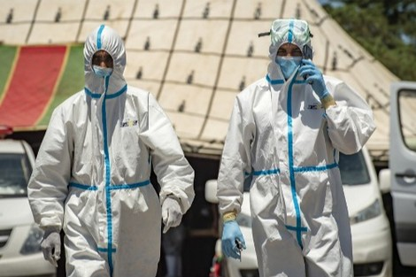 agadirpress -   المغرب يتجاوز توقعات وزارة الصحة لحجم الإصابة بفيروس كورونا -  اكادير بريس