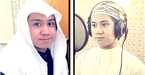 Luar Biasa, Pemuda Indonesia Beparas Tampan Jadi Imam Tetap Mekkah Sejak Usia 15 Tahun