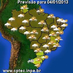 Blog do Fábio Ripardo : Crateús: Previsão do tempo para 04 ...