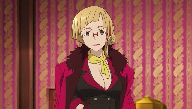 Shuumatsu no Izetta Episode 04 Subtitle Indonesia