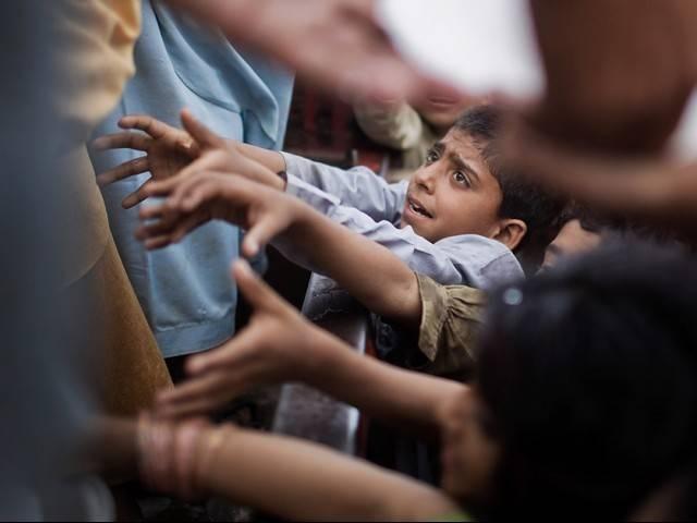 Poor Sanitation Is Stunting Children In Pakistan: Report