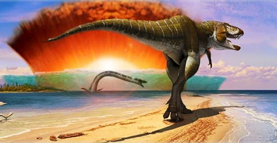 Estudo confirma verdadeira causa da extinção dos dinossauros com um detalhe novo - Capa