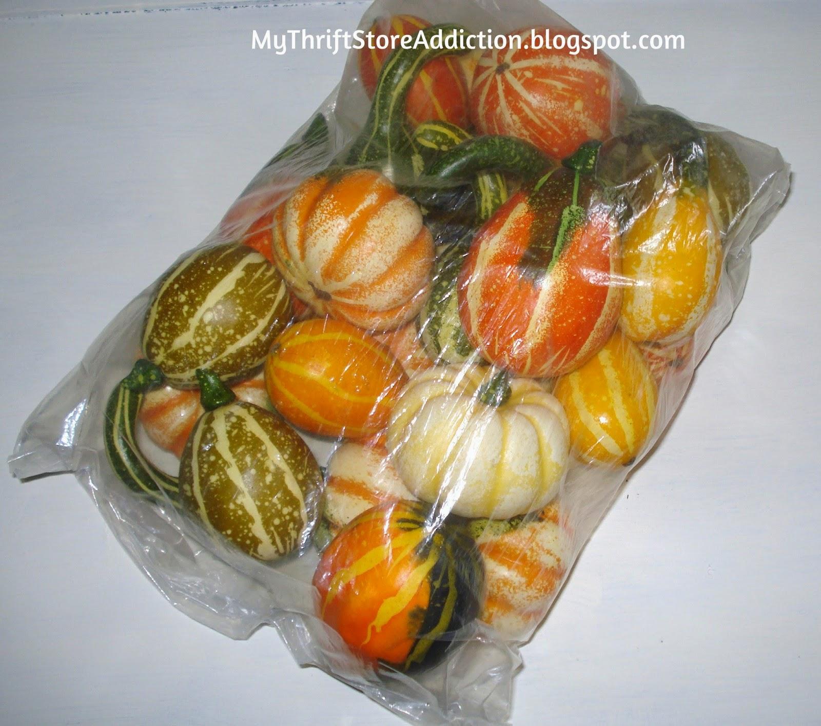 Faux gourds