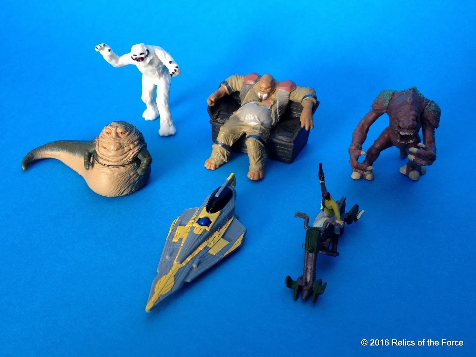 Micro Machines Star Wars RANCOR