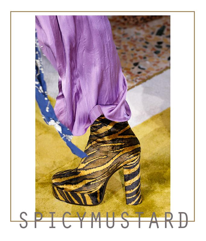 Spicy Mustard #pantone #fall | mamayfashionista.blogspot.com