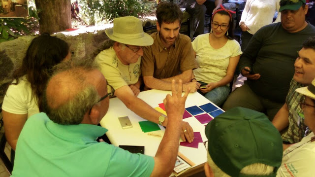 red educacion ambiental chile tejeredes