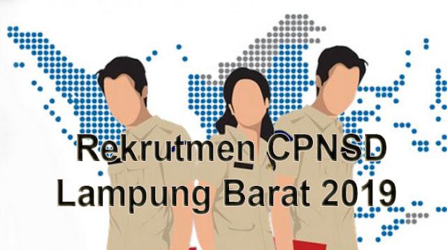 Rekrutmen CPNS 2019, Lambar Dijatah 179 Formasi