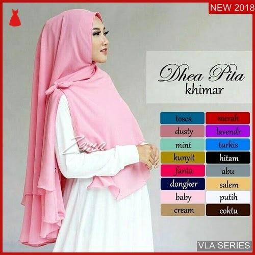 VLA094D71 Model Pita Dhea Khimar Murah BMGShop