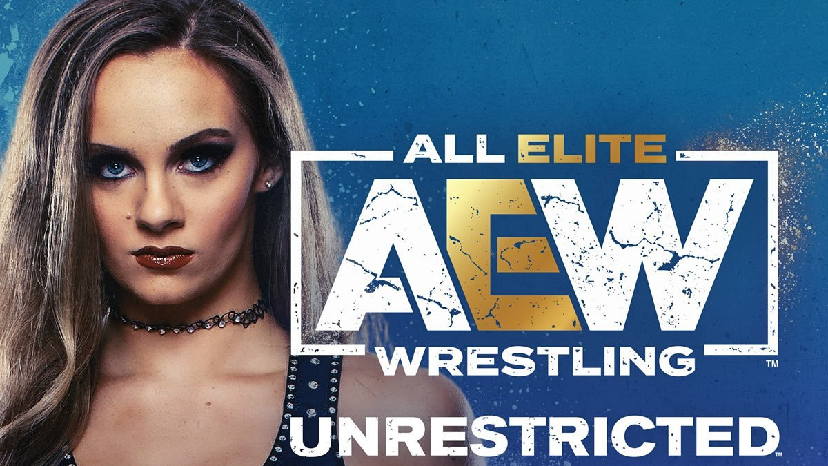 Primeira luta de Anna Jay na AEW foi apenas a sétima de sua carreira