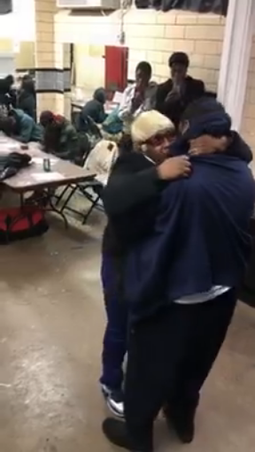 Son Surprises Mother After Been Released From Jail For 21 Years (VIDEO)