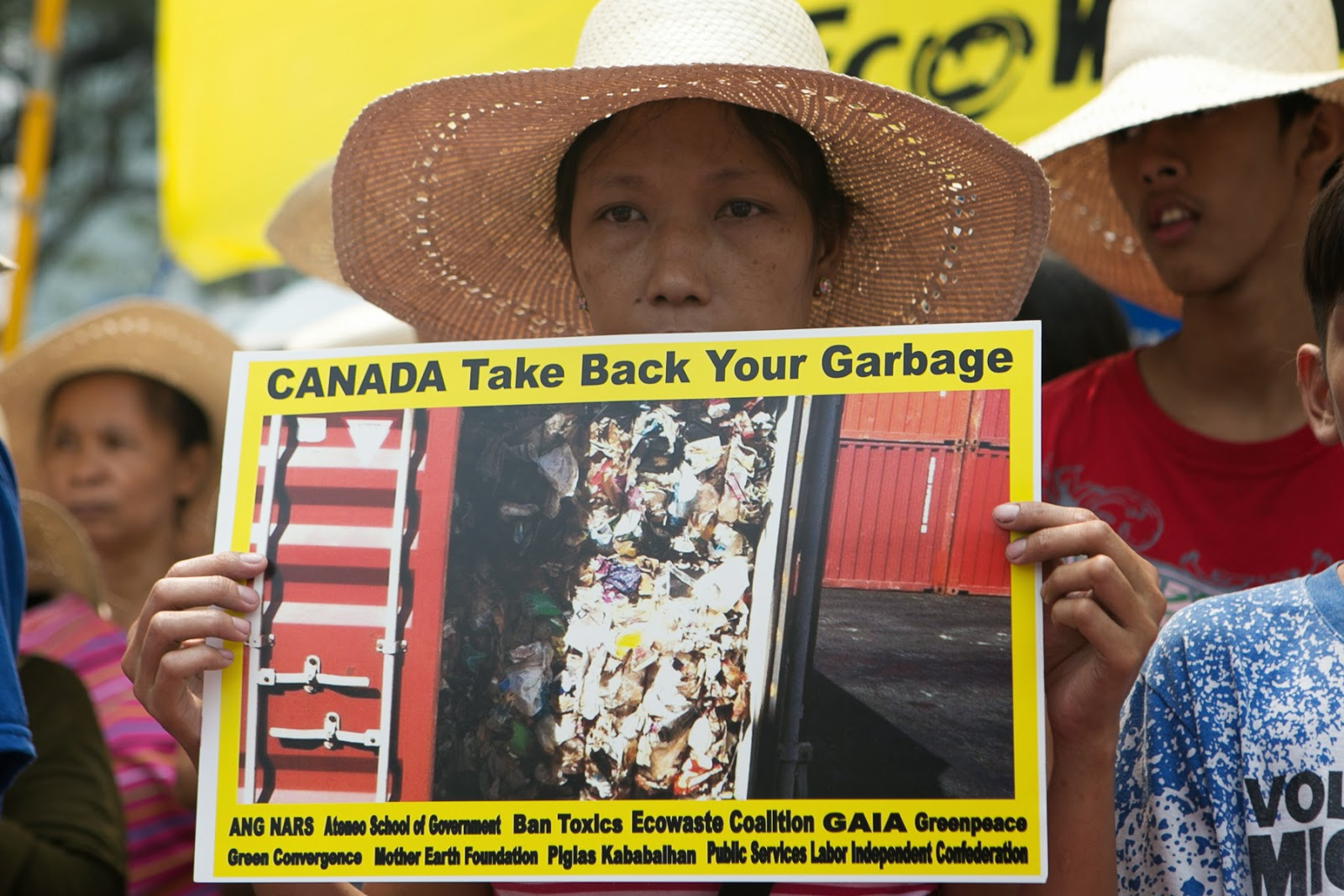 EcoWaste Coalition Bats for Stronger Action to Combat