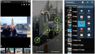 Aplikasi Pengunci Galeri di Android - 2