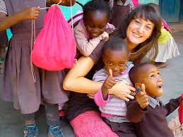 Voluntariado africa con animales