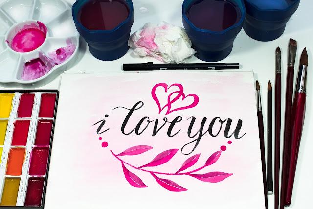Liebe und Düfte am Valentinstag